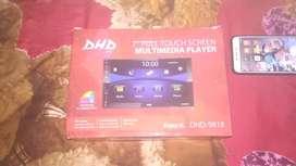 Double Din DHD Tanpa Pemutar CD