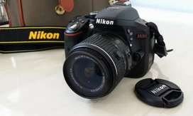 NIKON D 5300 IN BEST CONDITION