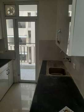 2 Bhk semi furnished flat for rent in Noida extension