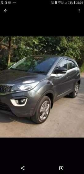 Tata Nexon Xm varient petrol 2019 model,very less driver,