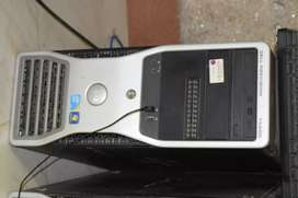 Gaming & Video editing Workstation T5500