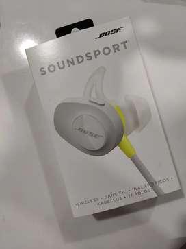 Bose earphones