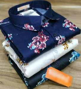 Top A1 Quality Cotton Shirt