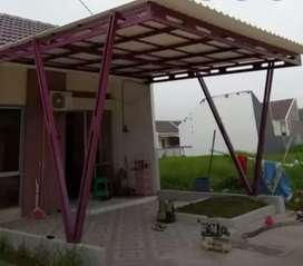 Canopy minimalis modern jambi#037