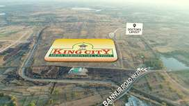 Site For Sale In Mysore: KING CITY MUDA Approved Site Near Bannur Road
