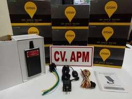 Paket hemat GPS TRACKER gt06n pengaman mobil rental/taxi online+server