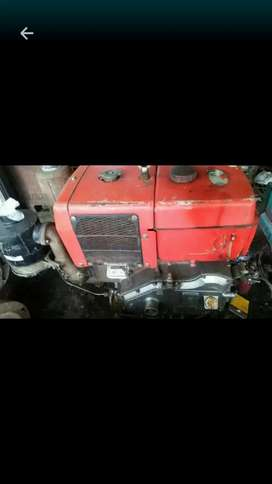 Yanmar TS 230 Radiator