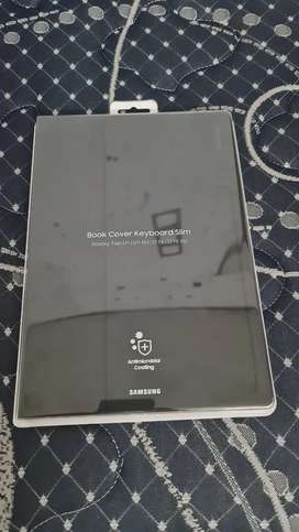 Book Cover Keyboard Samsung Tab S7+ | S7 FE (Baru)