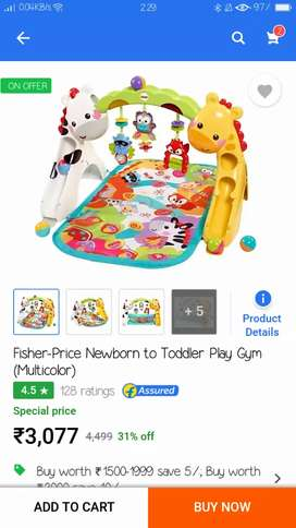 Play bed for 6mntth kidss