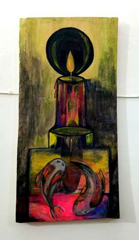 Hand made Oil painting For sale