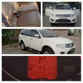 Mitsubishi Pajero Exceed 2015 Diesel AT (White Pearl)