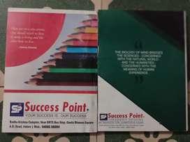 Neet books of Class 11 Success Point