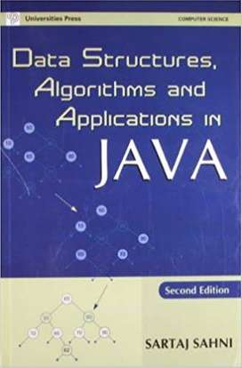 Data Structures, Algorithms and Applications in JAVA