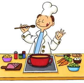 Cook for bachelor