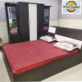 Brand New Amazing Design Bedroom Set In Wholesale Rate
