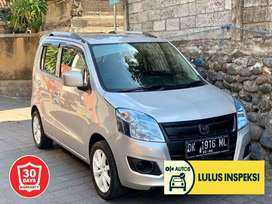 [Lulus Inspeksi] Karimun wagon R 2014 GX MT dp 12 juta Asli Bali