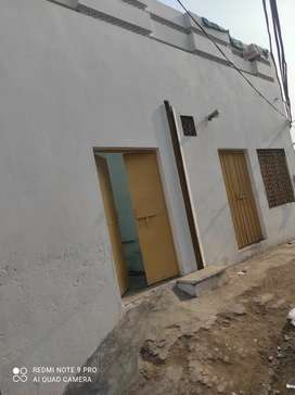 House is for sale mohallah Muhammadi Rehmat Colony Gojra road jhang