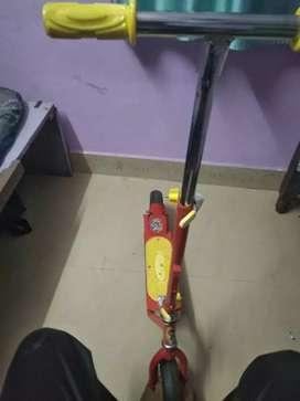 Indoor and outdoor Kick scooter