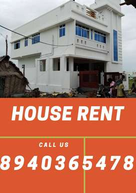 Rent house behind new bus stand