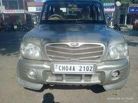 Mahindra Scorpio SLE 2.6 CRDe, 2007, Diesel
