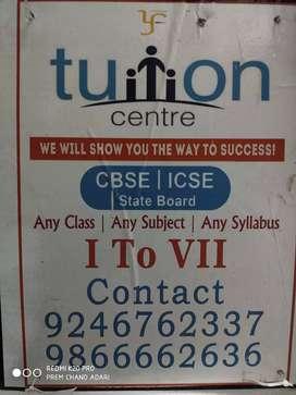 Tuition for school children
