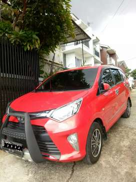 Istimewa Sekali Toyota Cayla Type G Automatic 2016 Mulusss banget