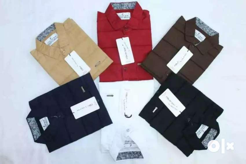 Cotton shirt 0