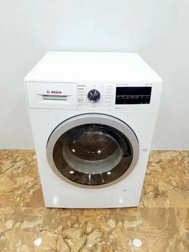 Bosch wash&dry 8/5KG Serie 6 front load fully automatic
