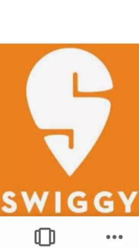 Required food delivery boys/bikers in Swiggy and so on