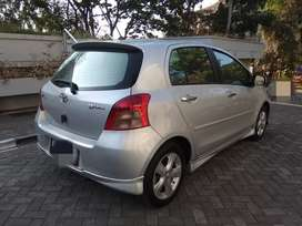 Yaris S Limited AT '06, bs tt