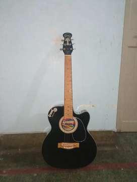Guitar second hand