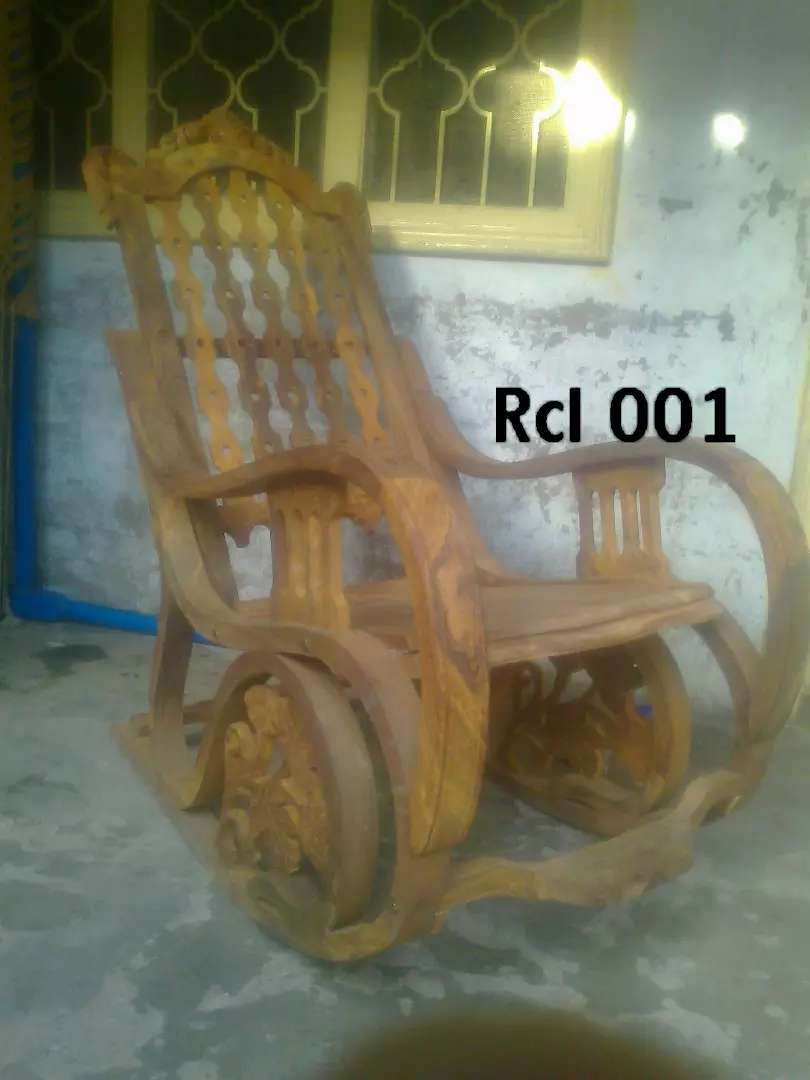 Rocking Chair/ Easy Chair.   RCL001 0