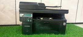 Hp M1218 All in one printer