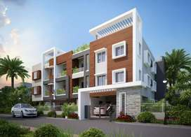 2BHK Premium Flats available near ITER College Jagamara