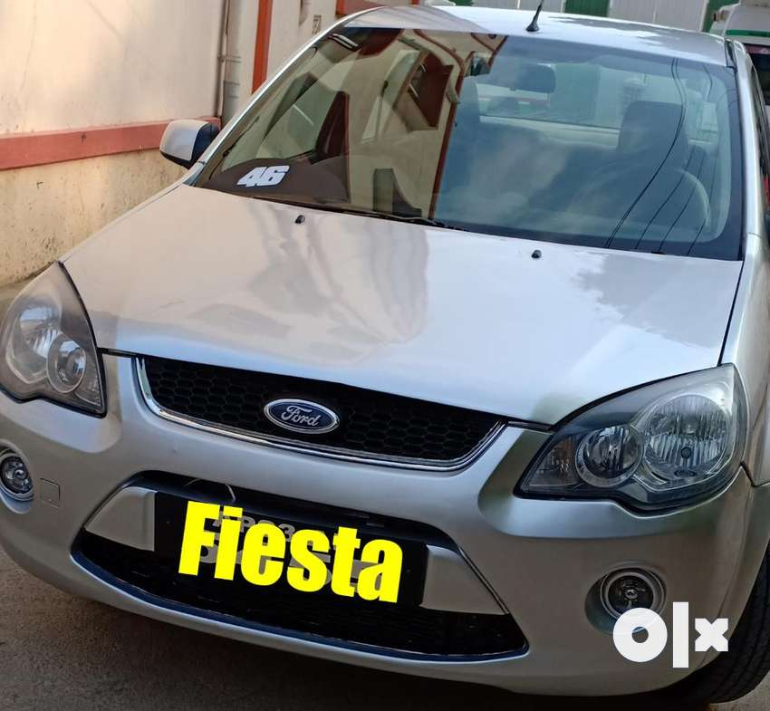 Ford Fiesta EXi 1.4 Ltd, 2011, Diesel 0