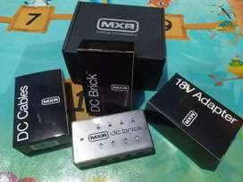MXR DC brick power supply Efek gitar vitoos