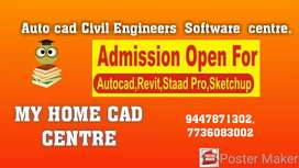 AUTO CAD COURSES AT REASONABLE FEES