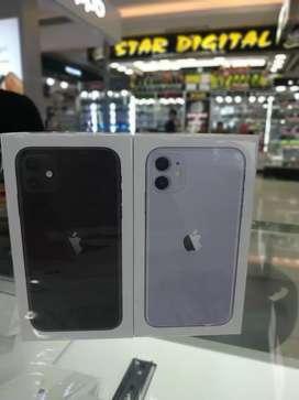 iPhone 11 64GB bisa Cash&kredit DP 2.4 langsung di bawa pulang