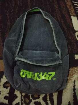 Tas ransel dan tas selempang