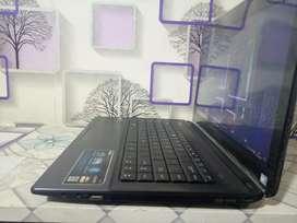 Laptop Asus k45 AMD A8 RAM 4GB HDD 500GB CAM DAN DVD OK