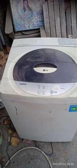 Lg washing machine with dryer