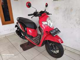 Honda Scoopy sporty 2019 cash & kredit