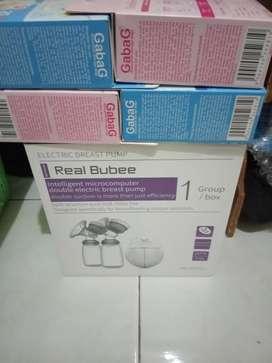 Pompa ASI realbubee best seller bisa COD