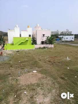 Get the  Plot  in lowest price in Thiruporur, Chennai.