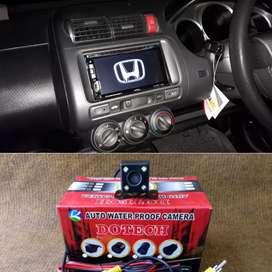 Dobledin tv non CD + kamera for Honda Jazz