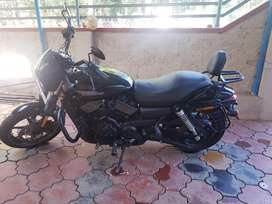 Harley Davidson Street 750 - Well Maintained