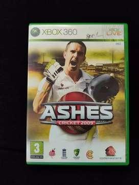 Ashes cricket 2009.Xbox 360