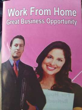 Work from home great business Opportunity...Earn Extra Income