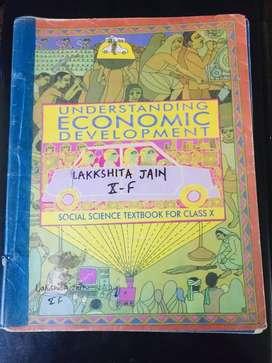Class  10 Understanding Economic development