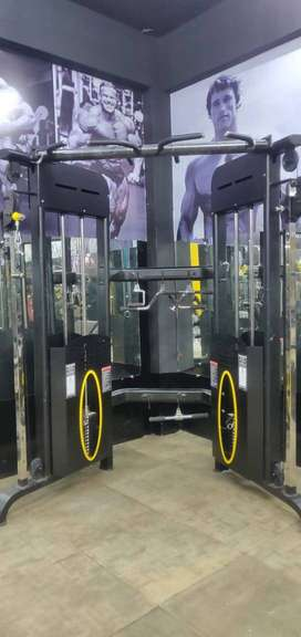 udaipur factory gym set up